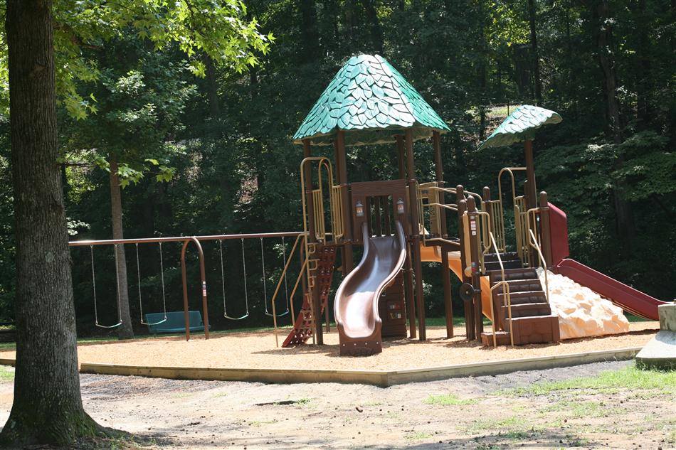 Gardner Park Playground Equipment